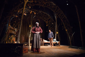 BWW Review: New England Premiere of ABIGAIL/1702 Fits the Season