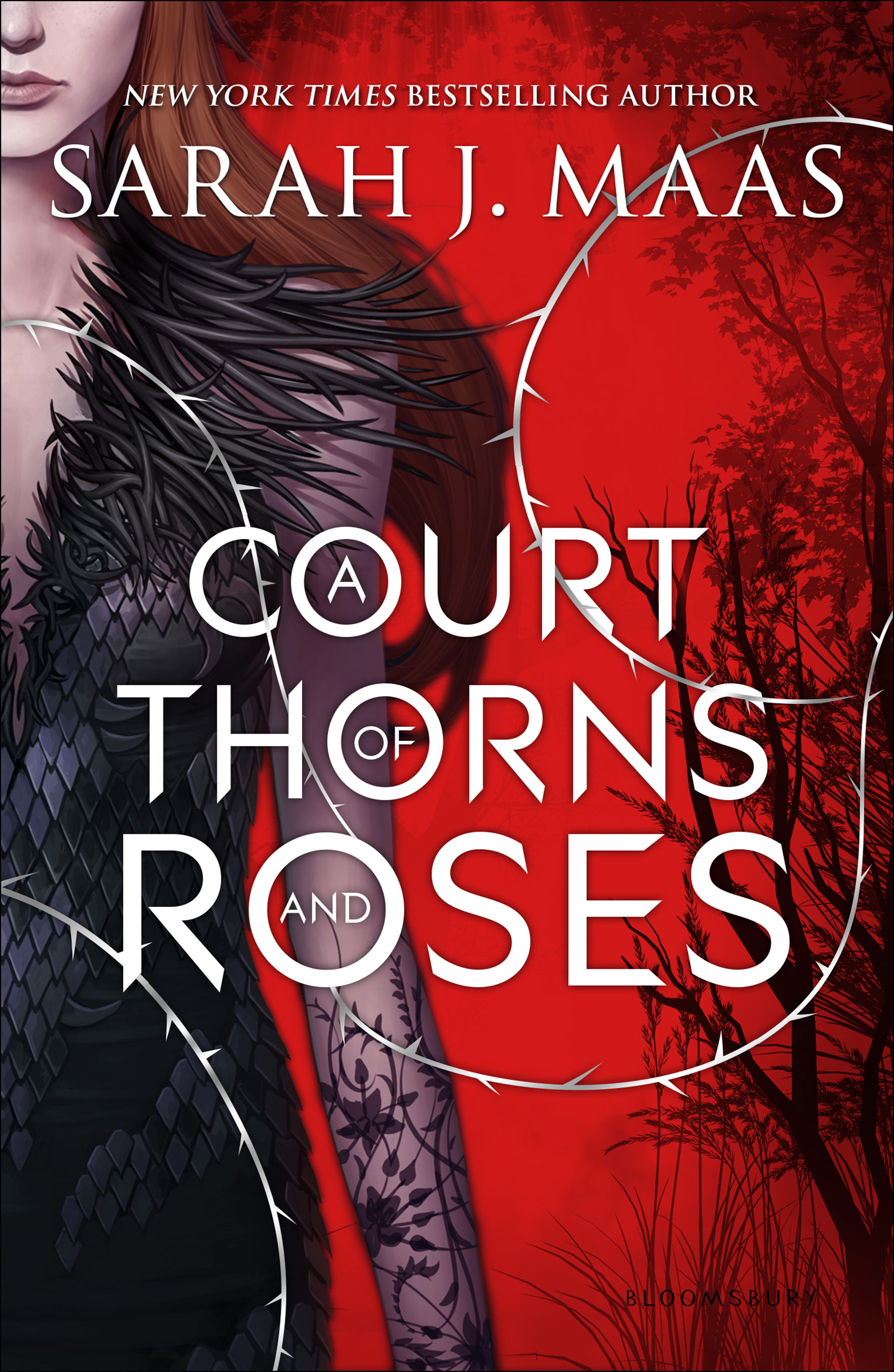 BWW Review: A COURT OF THORNS AND ROSES by Sarah J. Maas