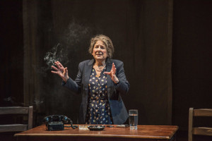 BWW Review: GOLDA'S BALCONY: Midwife at the Birth of the State of Israel