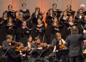 Mercury to Conclude 15th Anniversary Season with Beethoven's Ninth