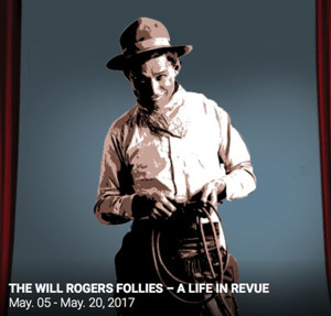 THE WILL ROGERS FOLLIES to Razzle Dazzle at Pioneer Theatre Company; Cast Announced!