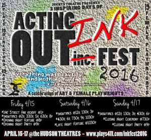 BWW Review: 2Cents's Acting Out INK FEST Celebrates Art and the Female Playwright