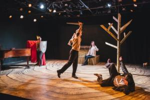 BWW Reviews: THE SKYLIGHT RING Reinvents Wagner's Mythic Opera with Intimate Style