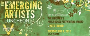 Kate Tarker Will Be Honored with Vineyard's 2016-17 Paula Vogel Playwriting Award