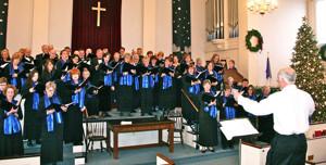 Pilgrim Festival Chorus to Present AROUND THE WORLD CHRISTMAS