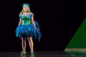 BWW Interview: Amanda Opuszynski's Feathers Fly in Seattle 'Flute'