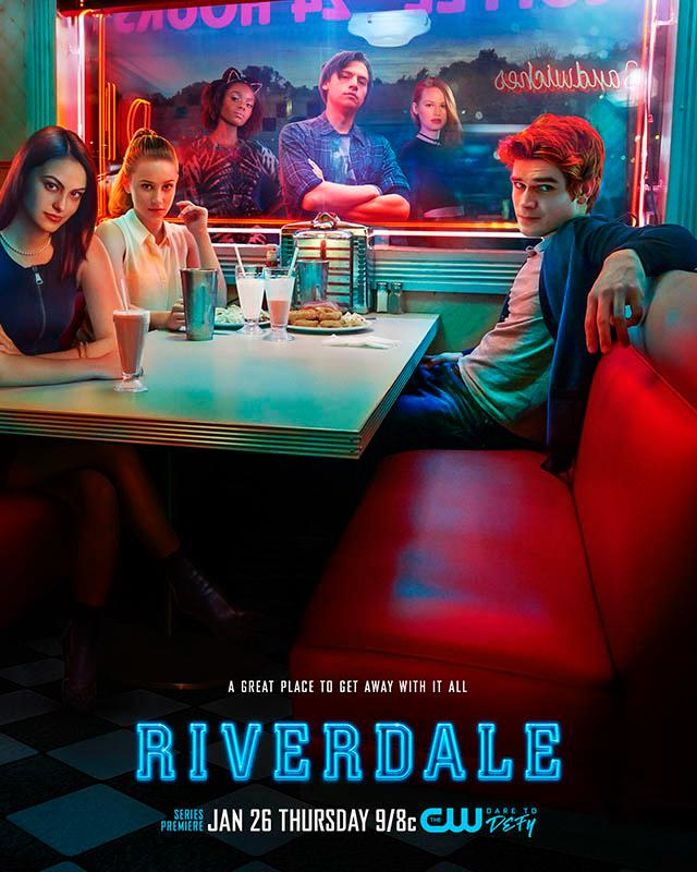 articles arts television riverdale based archie comics reviewed