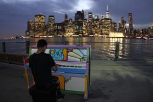 Sing For Hope Pianos, Designed by Broadway Casts of BEAUTIFUL, SCHOOL OF ROCK and More, Will Be Back on the Streets of NYC This Summer