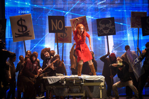 Opéra de Montréal Presents Pink Floyd's ANOTHER BRICK IN THE WALL: THE OPERA