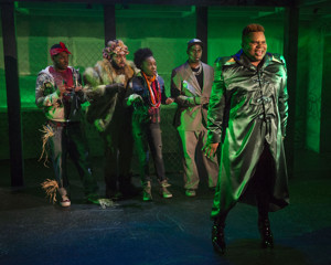 BWW Review: Ease On Down to Kokandy's Joyous THE WIZ