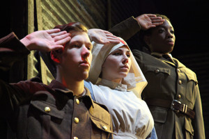 BWW Review: The Ohio State Department of Theatre Explores FORBIDDEN ZONES in New Devised Play