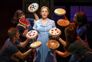 WAITRESS to Waft Fresh Baked Goodness Into the Cadillac Palace Theatre Next Summer