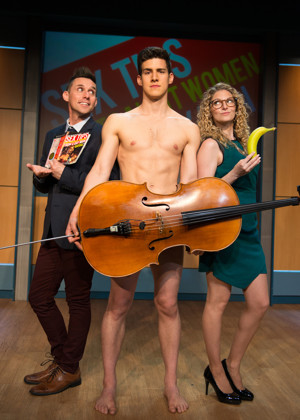 The Skivvies to Join Off-Broadway's 'SEX TIPS' for Limited Run in July