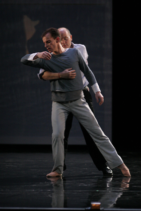 BWW Dance Interview: Mark d'At-Pace