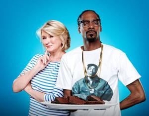 MARTHA & SNOOP'S POTLUCK DINNER PARTY Returns to VH1 This October