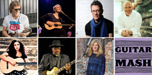 5th ANNUAL GUITAR MASH and Brunch at CITY WINERY on 12/11