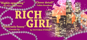 Florida Studio Theatre to Stage Regional Premiere of RICH GIRL