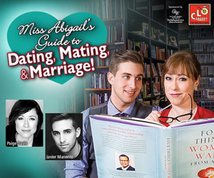 Paige Davis to Star in MISS ABIGAIL'S GUIDE TO DATING, MATING, & MARRIAGE at CLO Cabaret