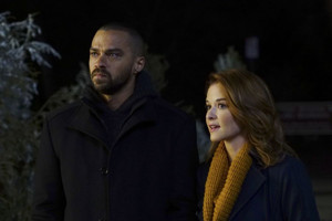 BWW Recap: Jackson and April Take on Montana in this Week's GREY'S ANATOMY