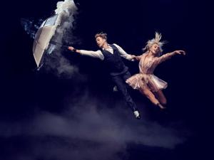 BWW Review: MOVE – BEYOND Brings Derek and Julianne Hough Back to Utah