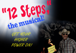 12 STEPS: THE MUSICAL by Elise Maurine Milner