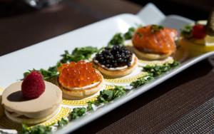 National Caviar Day at OLMA CAVIAR BOUTIQUE & LOUNGE