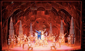 ALADDIN Marks Third Year of Magic, Adventure and Romance on Broadway Today