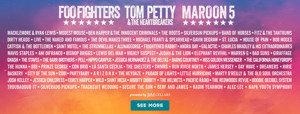 BottleRock Napa Valley Announces Sell Out of 3-Day Festival Passes; Single Day Tickets To Go On Sale, 1/10