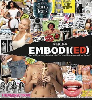 Award-Winning Theatre Ensemble GIRL BE HEARD to Present EMBODI(ED)
