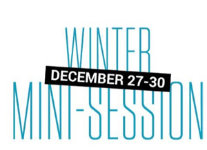 Winter Mini-Session to Return to Art Center of New Jersey