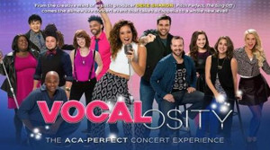 Win a Chance to Open for VOCALOSITY at Wharton Center Next Month