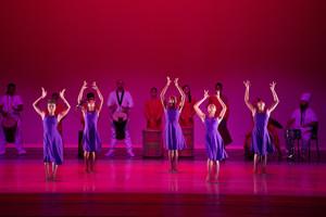Alvin Ailey's NY Holiday Season Opens 11/30