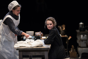 BWW Review: CATF THE SECOND GIRL is a Stunning and Spirited Show