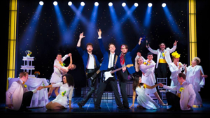 BWW Review: THE WEDDING SINGER, King's Theatre, Edinburgh