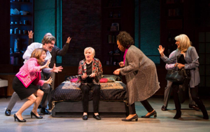 BWW Review: THE CURVY WIDOW at GSP is a Heartfelt Musical with Humor and Pizzazz