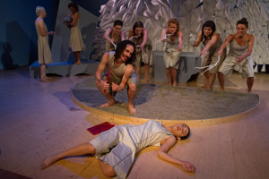 BWW Review: Spooky Fairy Tales (and a Greek Tragedy) Come to Life in HEAD. HANDS. FEET. at Shaking the Tree