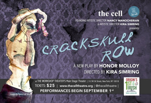 the cell's Production of CRACKSKULL ROW Starts Tonight at Irish Rep