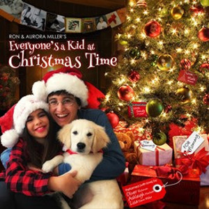 Lisa Dawn Miller Teams Up with Her Children to Record 'Everyone's A Kid At Christmas Time'