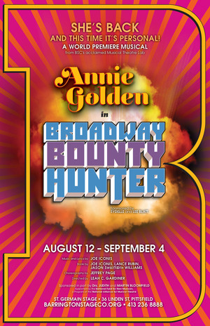 ORANGE IS THE NEW BLACK's Annie Golden to Lead Joe Iconis' BROADWAY BOUNTY HUNTER at Barrington Stage