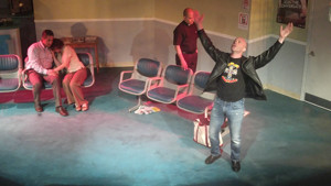 BWW Review: GOD'S WAITING ROOM Reveals How Telling the Truth Can Set You Free