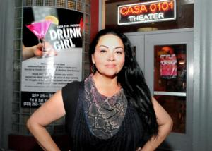CASA 0101 Theater to Stage World Premiere of DRUNK GIRL