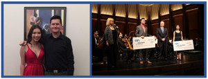 Winners of the  Cox Communications Young Artists' Concerto Competition are Announced!