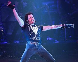 Original Star Mitchell Jarvis to Lead ROCK OF AGES in Las Vegas This Spring