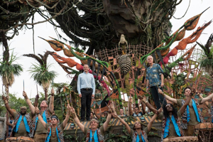 PANDORA-THE WORLD OF AVATAR Inspired by the Hit Movie is Captivating at WDW