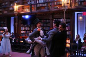 BWW Reviews: In the Battle of the BARBIEREs, On Site Opera Picks a Winner