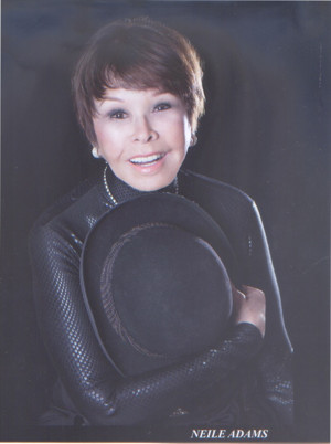 Barry Mishon To Present Neile Adams All The Lives Of Me