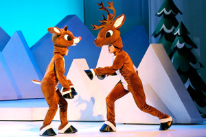 BWW Review: RUDOLPH THE RED-NOSED REINDEER THE MUSICAL - A Holly Jolly Time