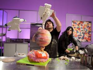 Network to Premiere New Competition Series CAKE WARS: CHRISTMAS, 11/9