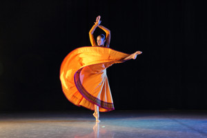 The UCSB Department of Theater and Dance Presents SANTA BARBARA DANCE THEATER