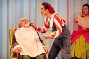 BWW Review: THE BARBER OF SEVILLE, Royal Opera House, 13 September 2016